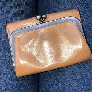 HOBO INTERNATIONAL~Riva Trifold Leather Wallet